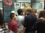 Visite de l'exposition à l'ARN: La première guerre mondiale (3ème A, B, C), dans le cadre du cours de français.